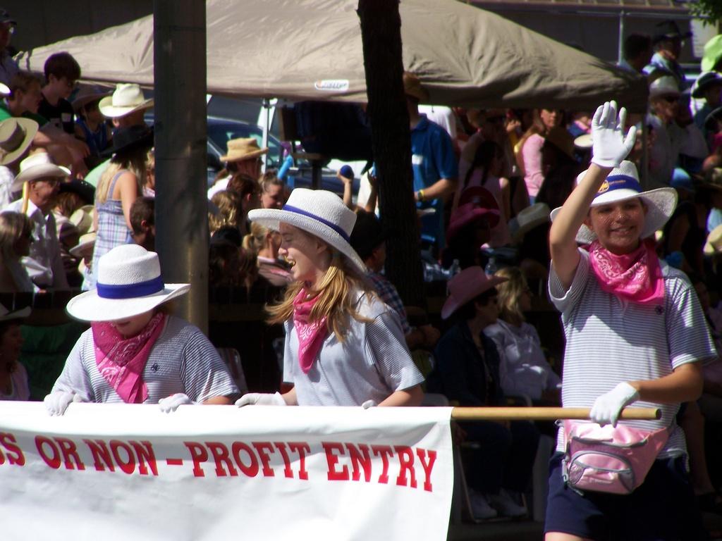 Stampede 2007 Parade 45