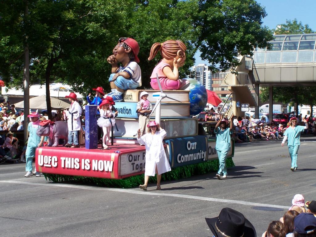 Stampede 2007 Parade 48