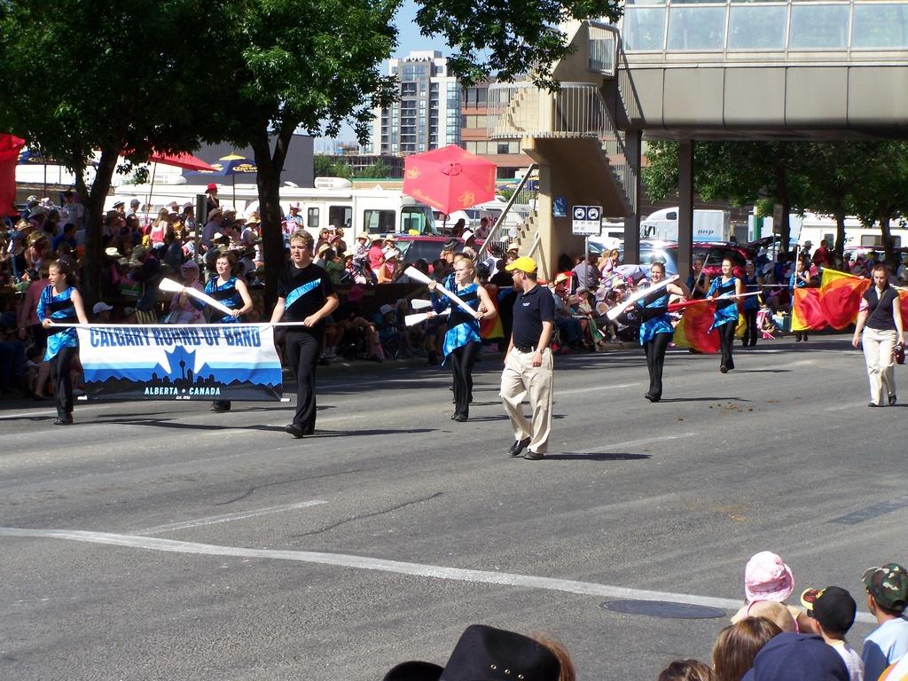 Stampede 2007 Parade 50