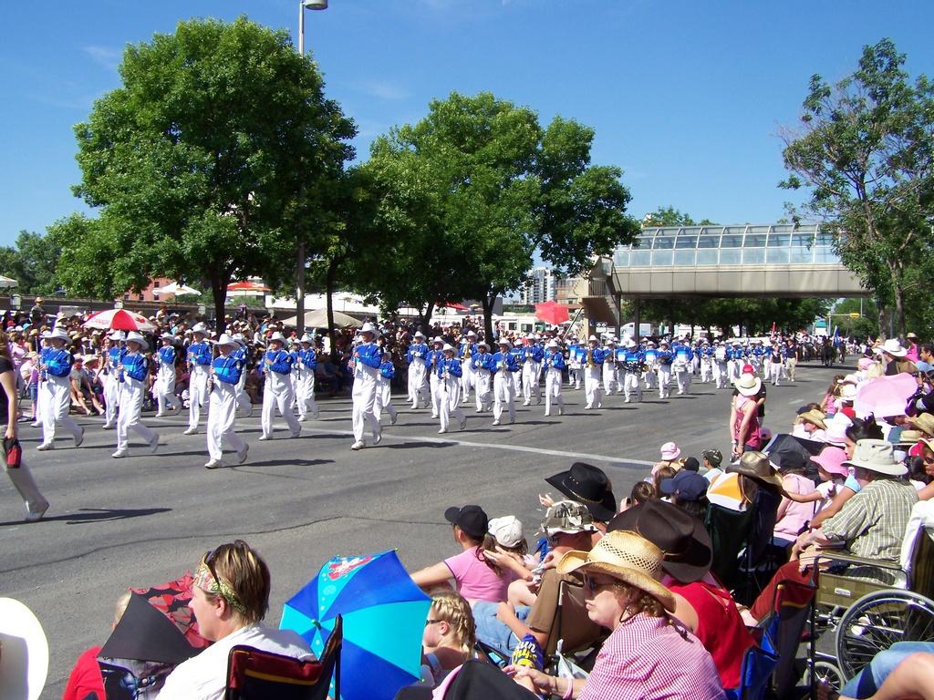 Stampede 2007 Parade 52