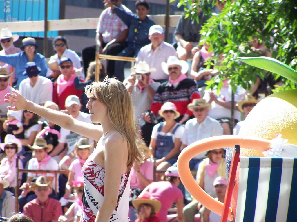 Stampede 2007 Parade 56