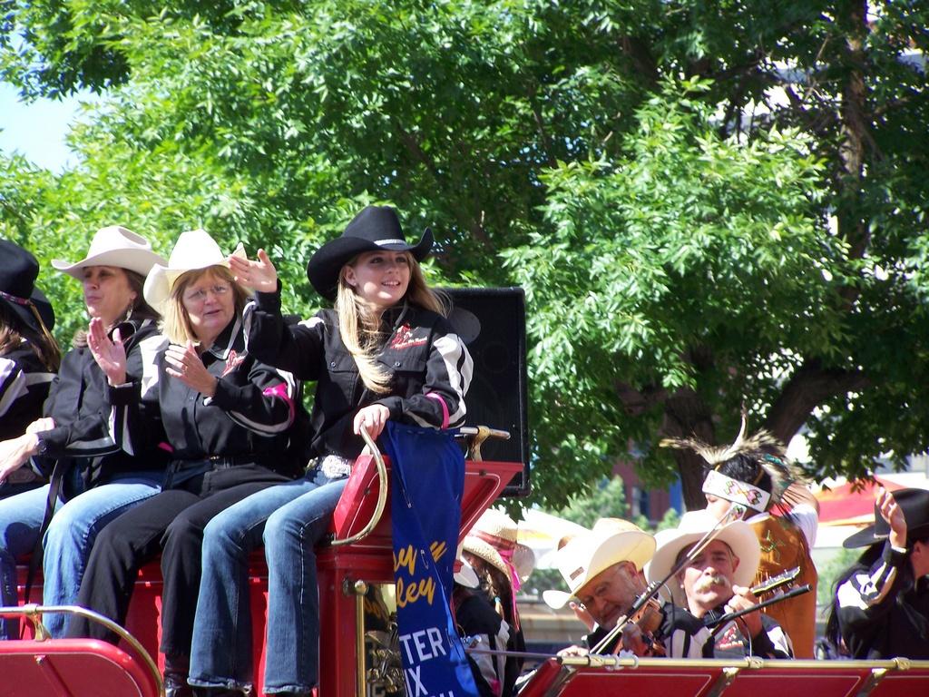 Stampede 2007 Parade 57