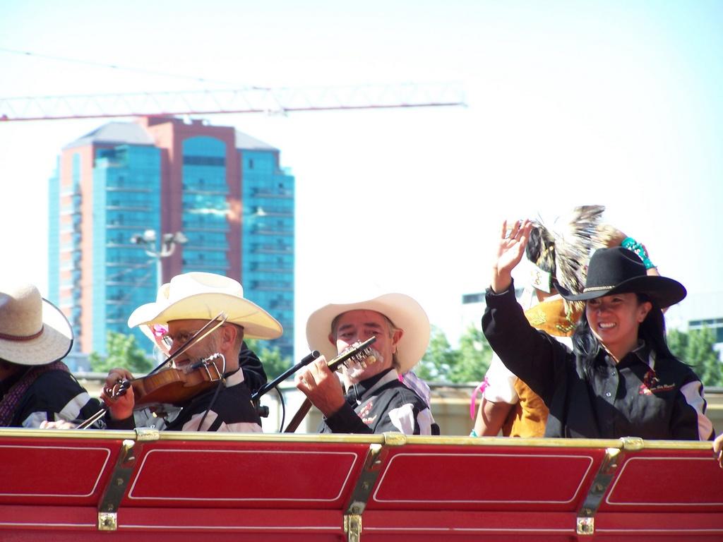 Stampede 2007 Parade 58