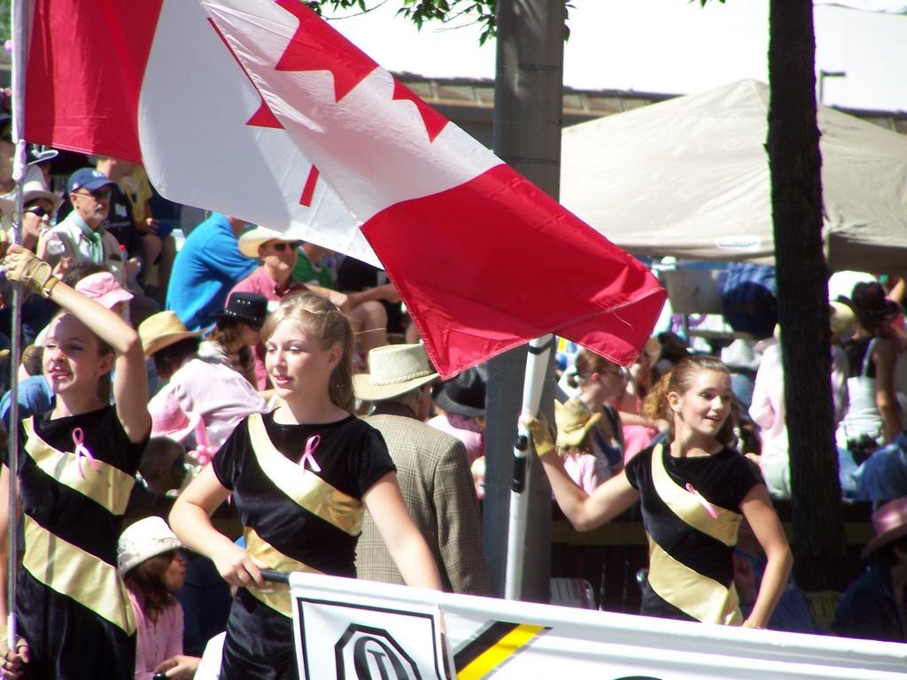 Stampede 2007 Parade 62