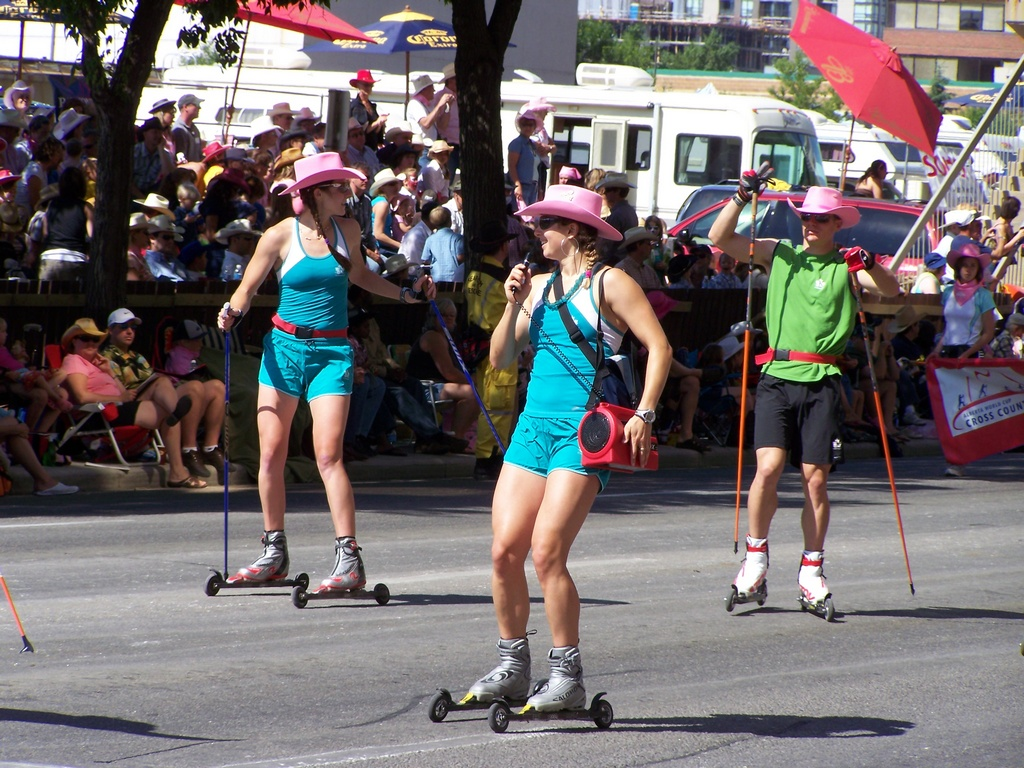 Canadian Cross Country Ski Team 5