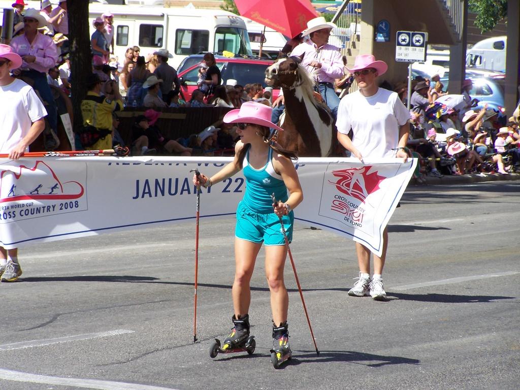 Canadian Cross Country Ski Team 2