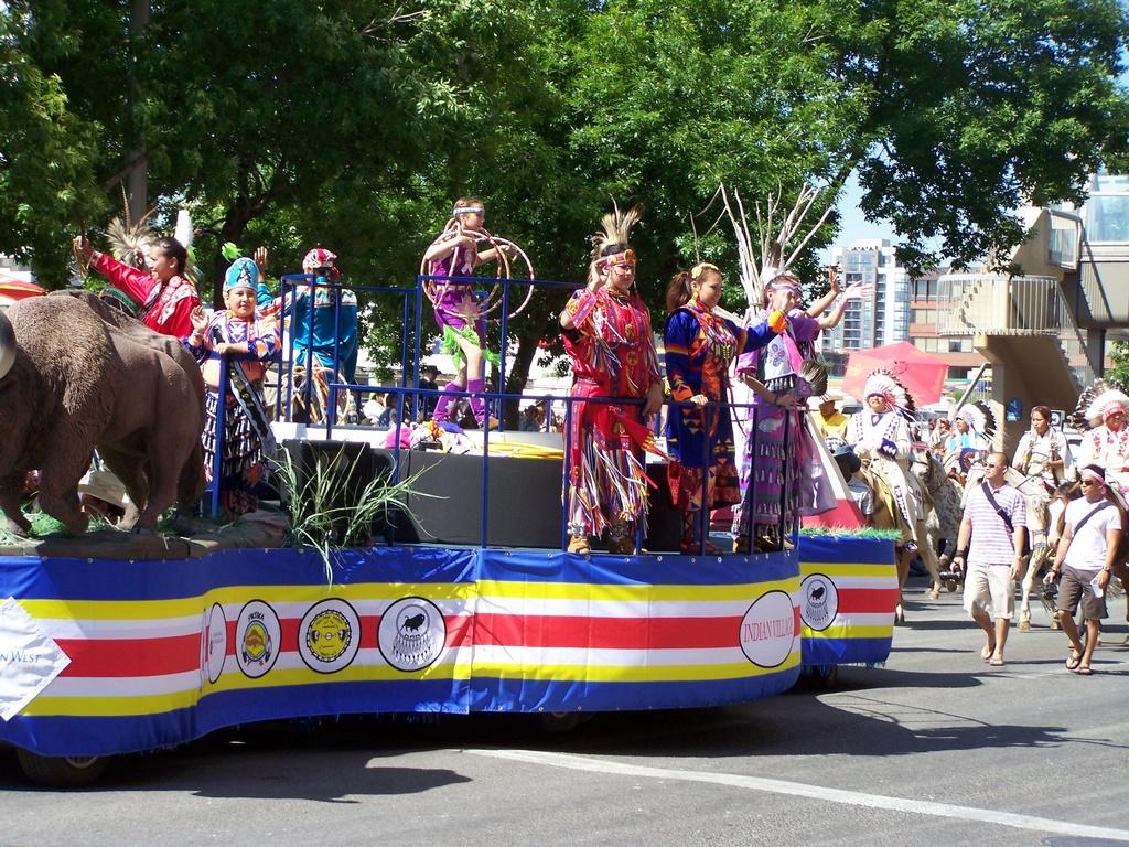 Stampede 2007 Parade 68
