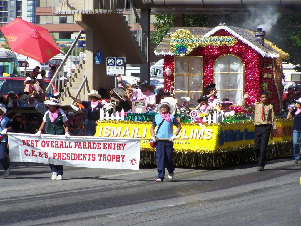 Stampede 2007 Parade 59