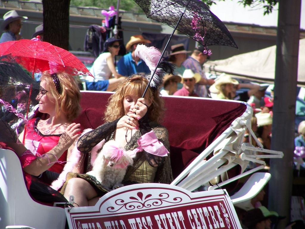 Stampede 2007 Parade 75