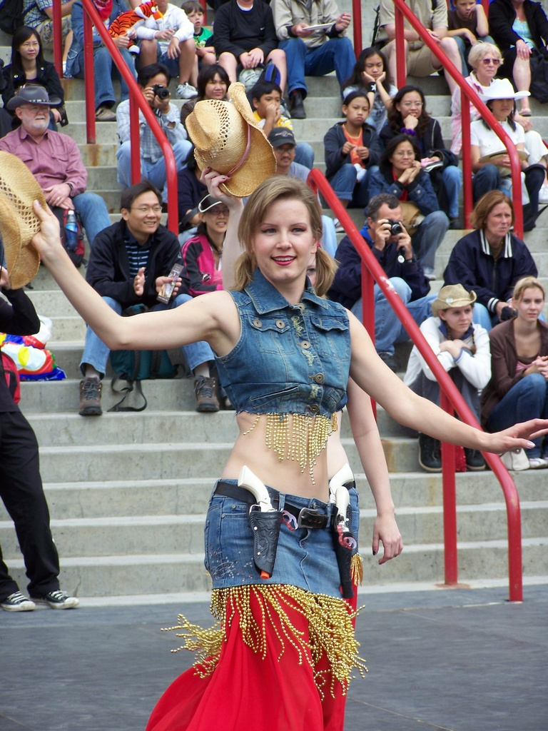 Cowgirl Belly Dancers 07