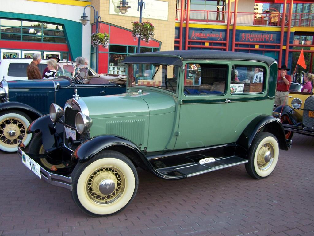 Classic Cars 2007-07-12 01