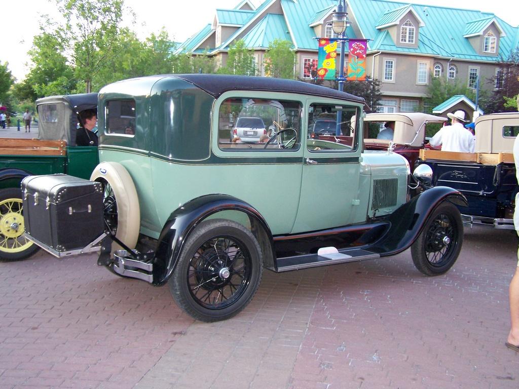 Classic Cars 2007-07-12 10