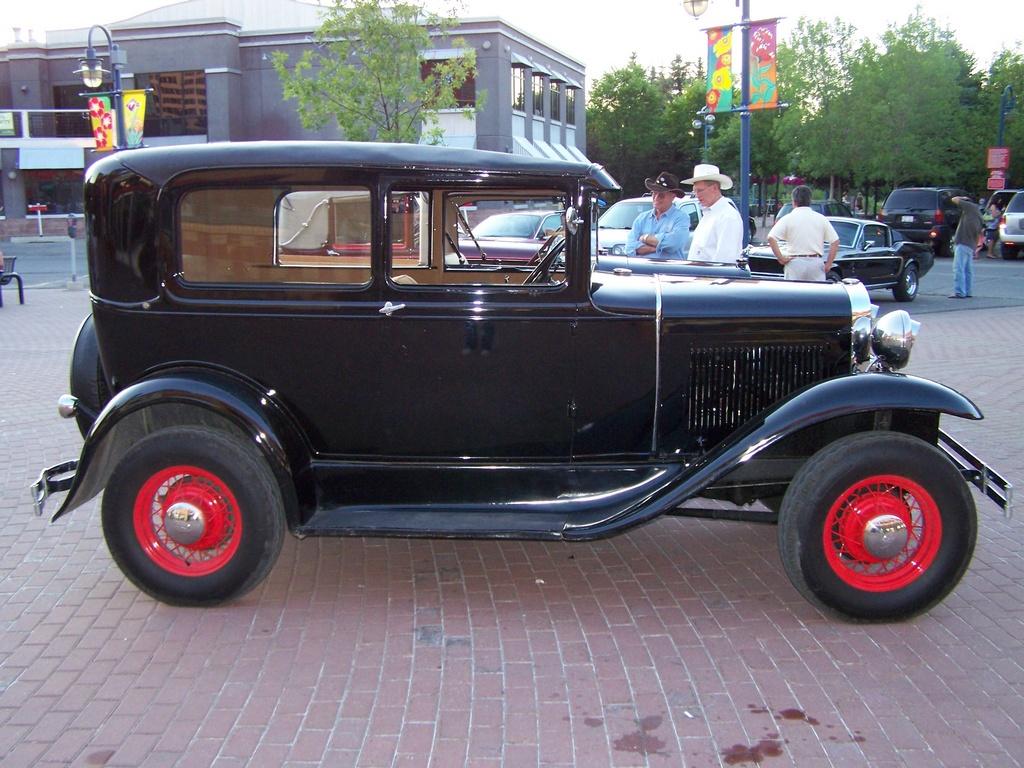 Classic Cars 2007-07-12 14