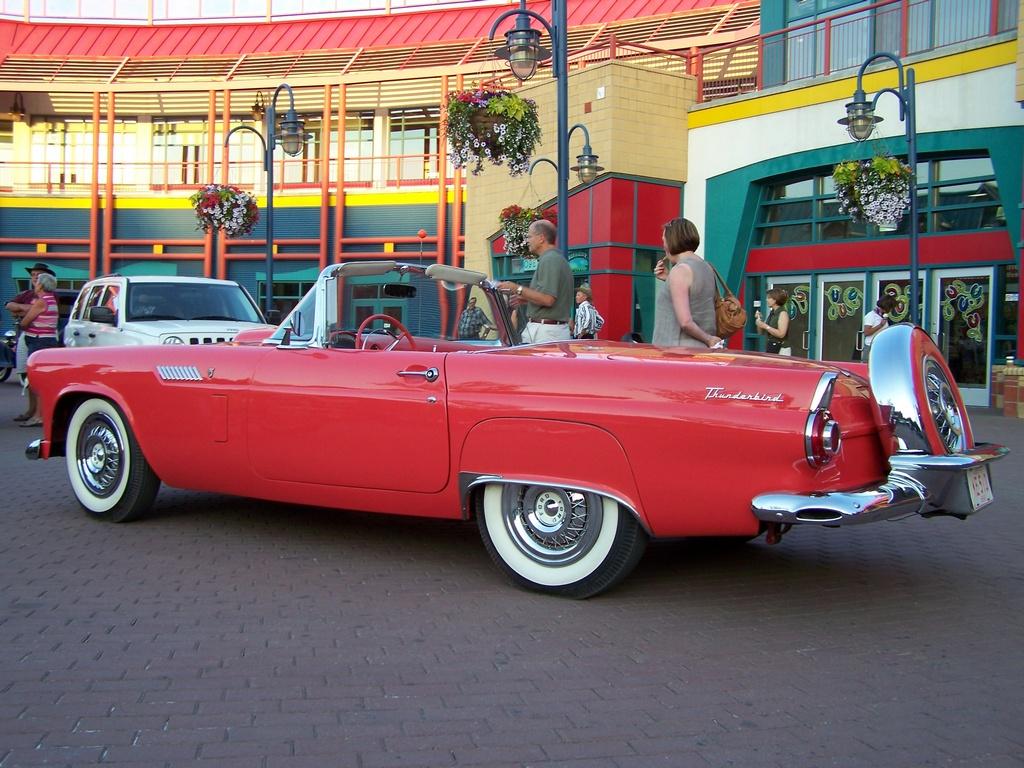 Classic Cars 2007-07-12 04