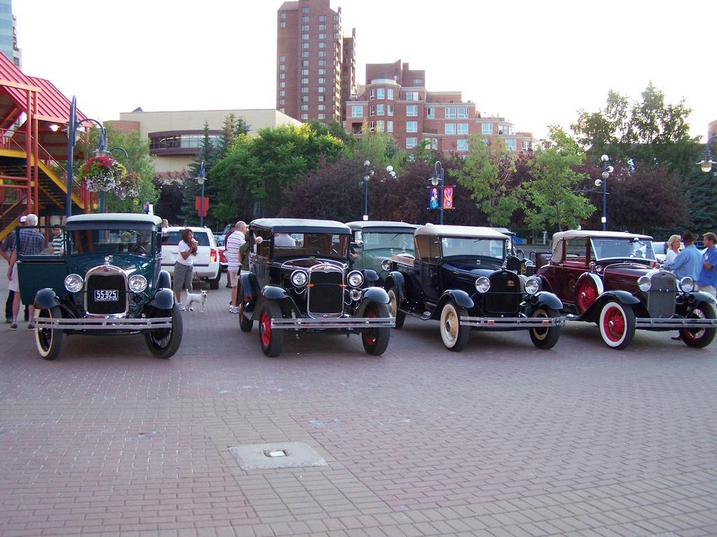 Classic Cars 2007-07-12 05