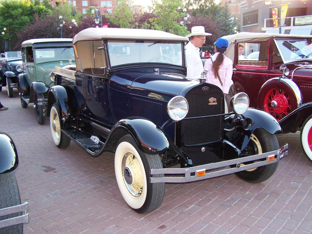 Classic Cars 2007-07-12 08