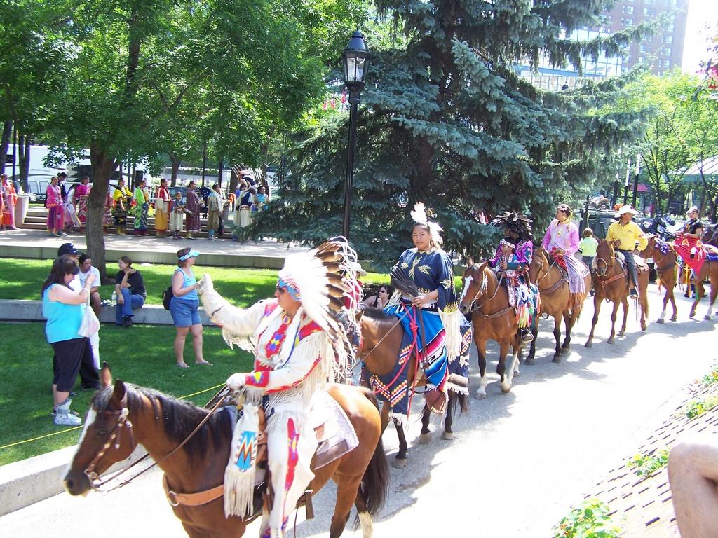 Indian Parade 2007-07-14 11
