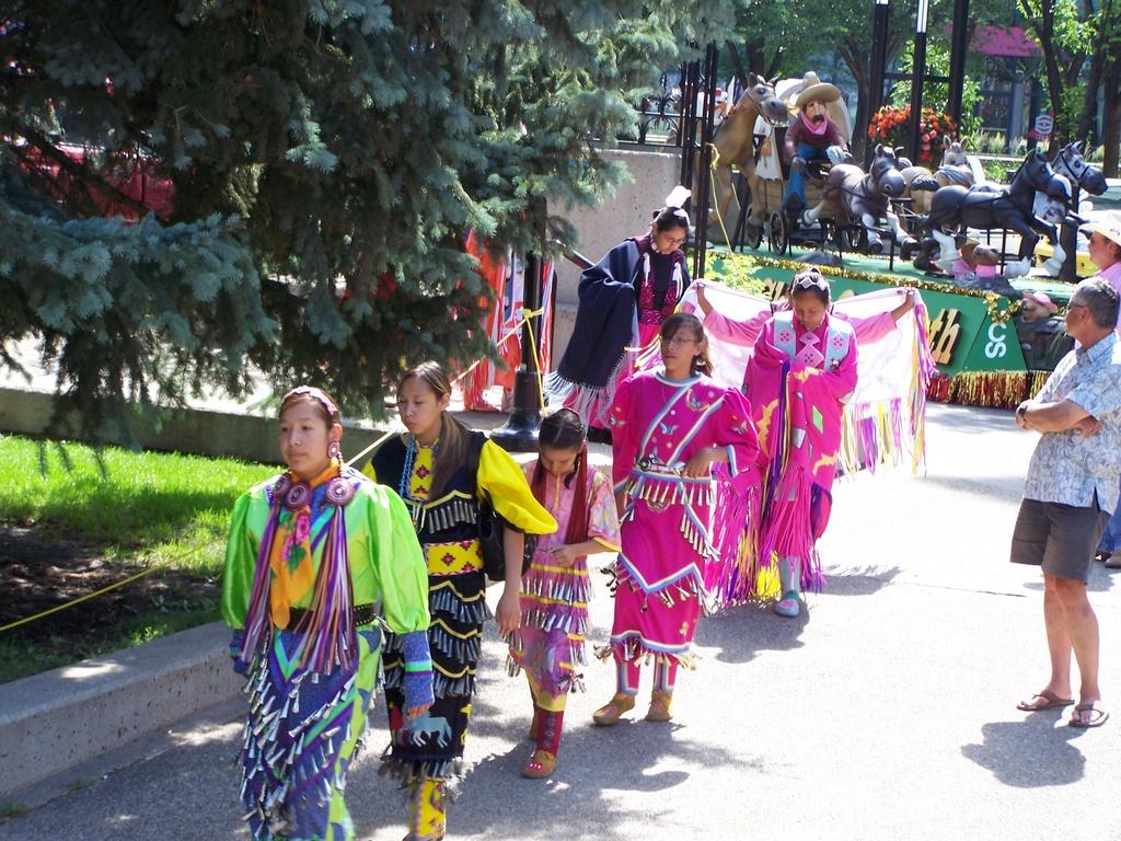 Indian Parade 2007-07-14 17