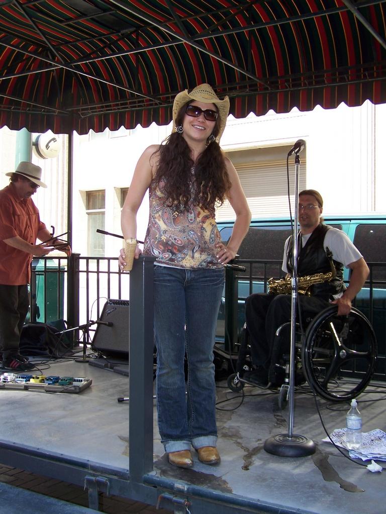 Calgary Singer 1
