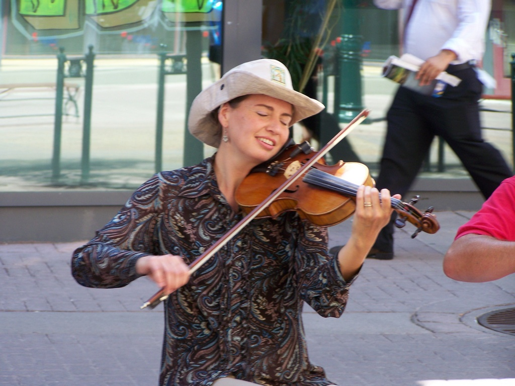 Fiddle on Stephen 4