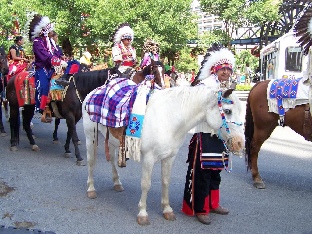 Indian Parade 2007-07-14 04