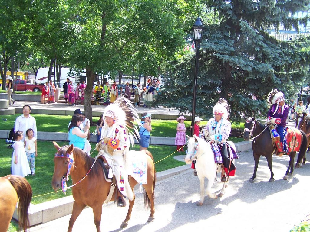 Indian Parade 2007-07-14 09