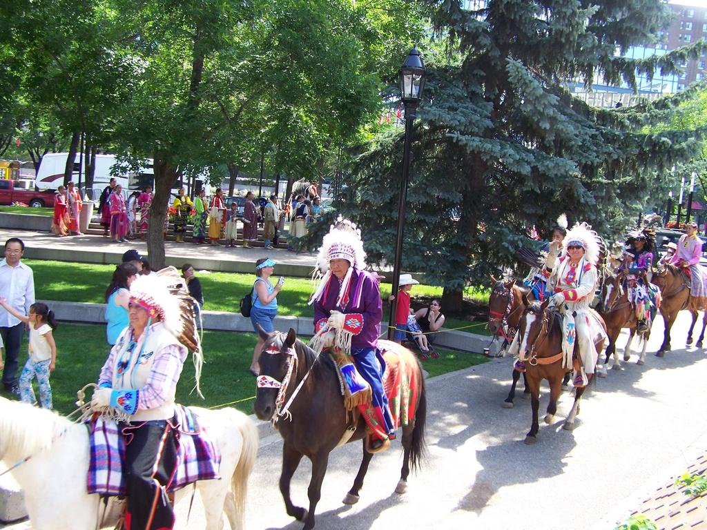 Indian Parade 2007-07-14 10