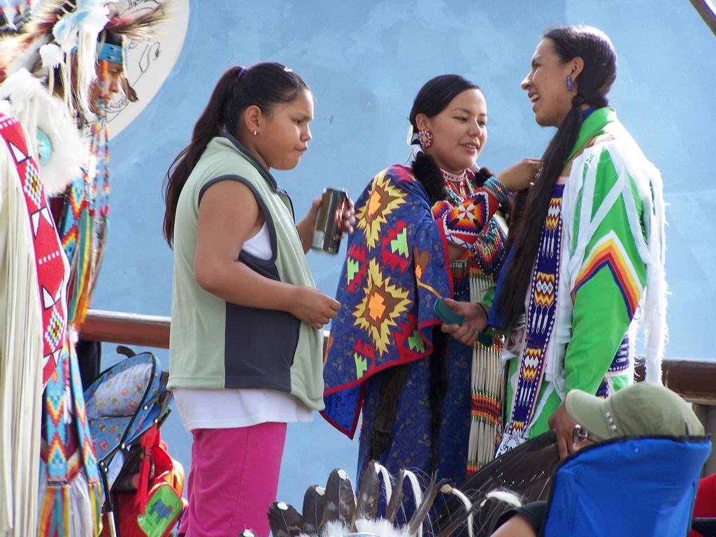 Indian Village 2007-07-14 08