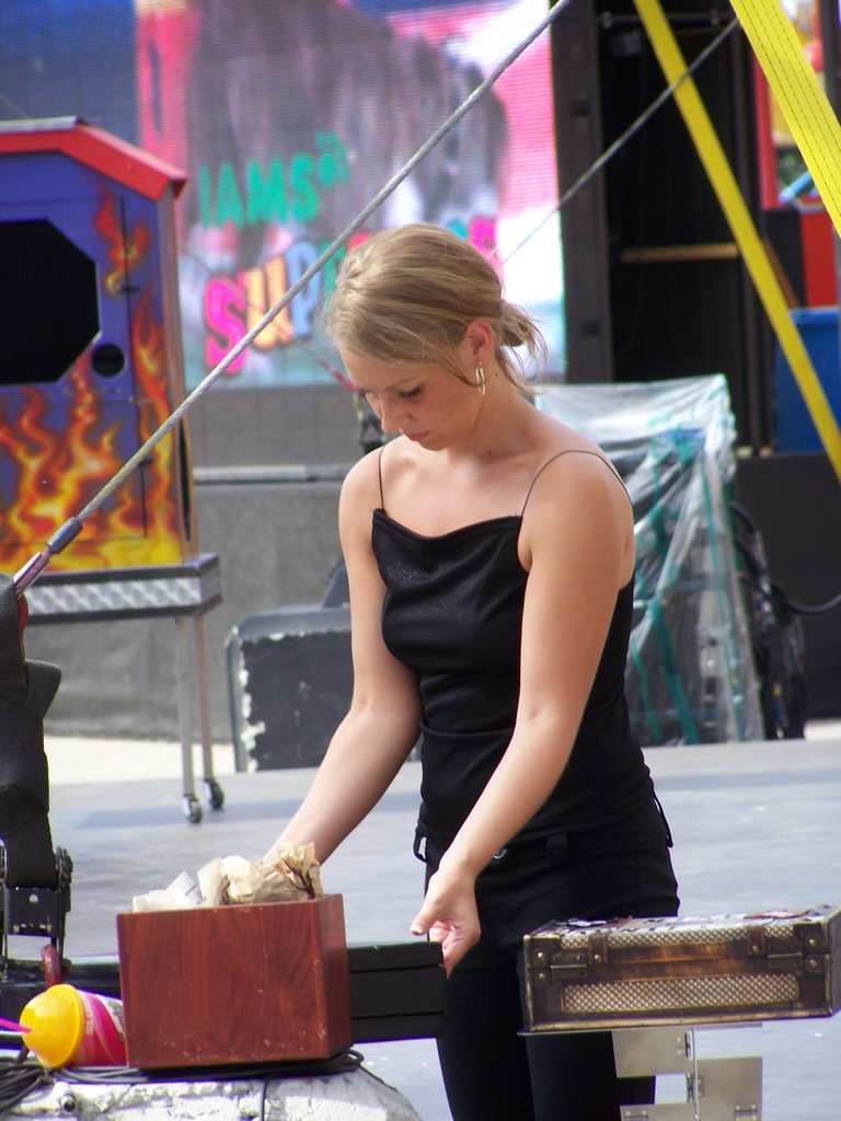 Magician's Assistant 06