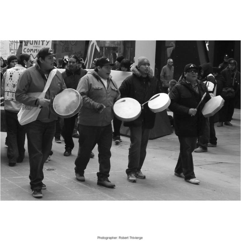 First Nation Drums