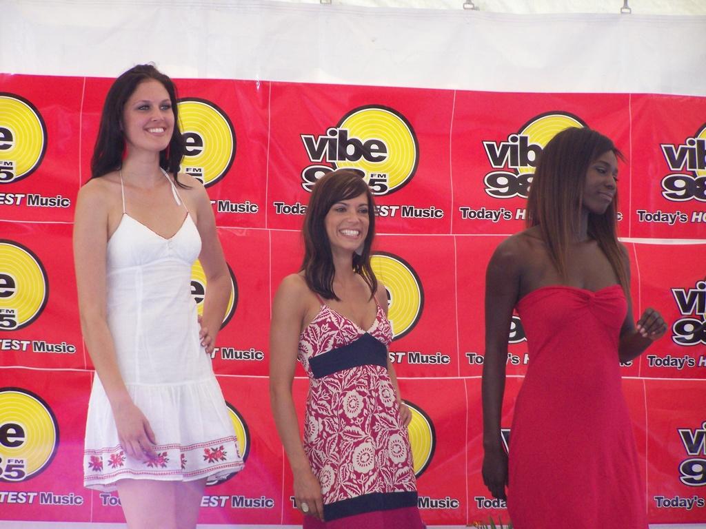 Lauren, Veronica, and Adwoa
