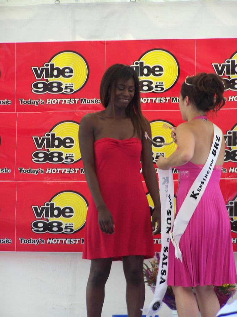 And the Winner is...Adwoa Yamoah!