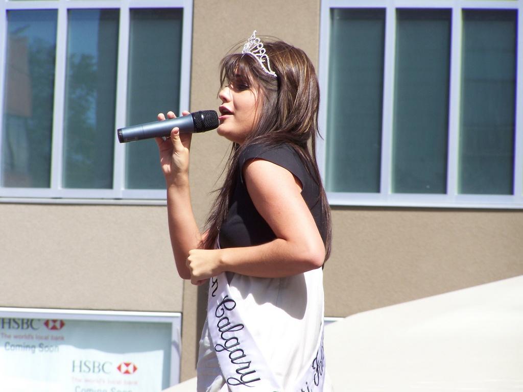 Miss Teen Calgary 2007 3