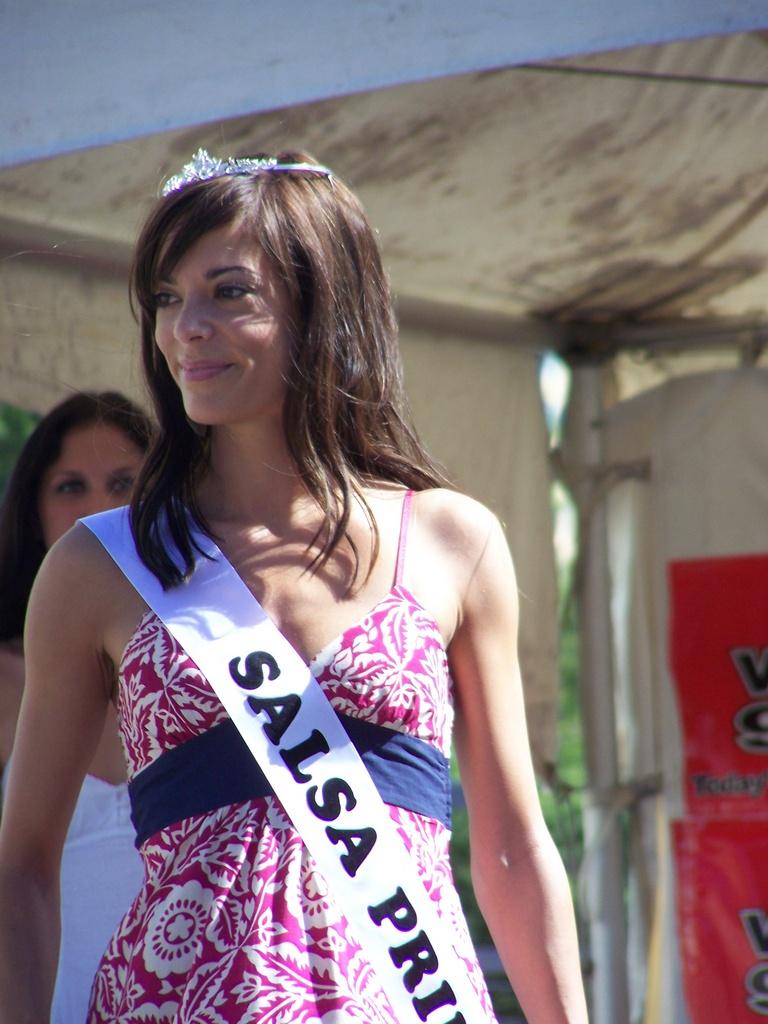 Veronica Millan as Salsa Princess