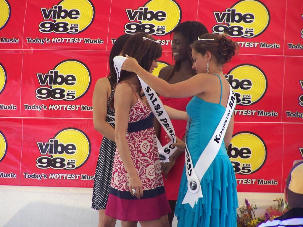 Veronica Millan mad Salsa Princess