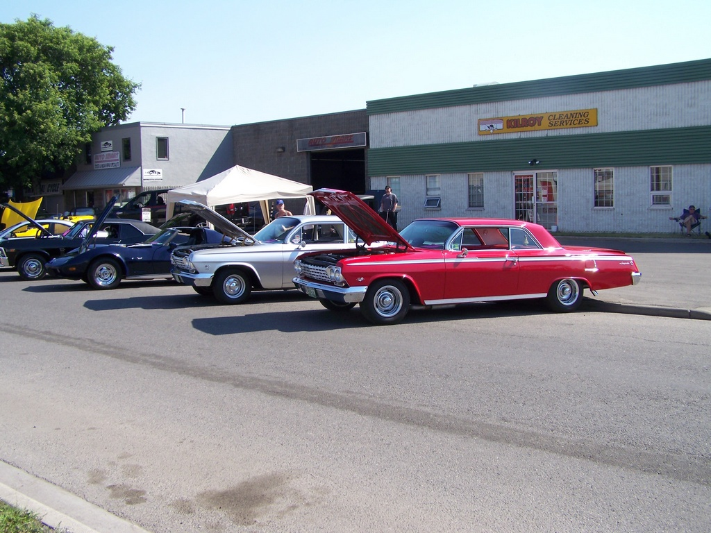 Rides and Rods 2007 15