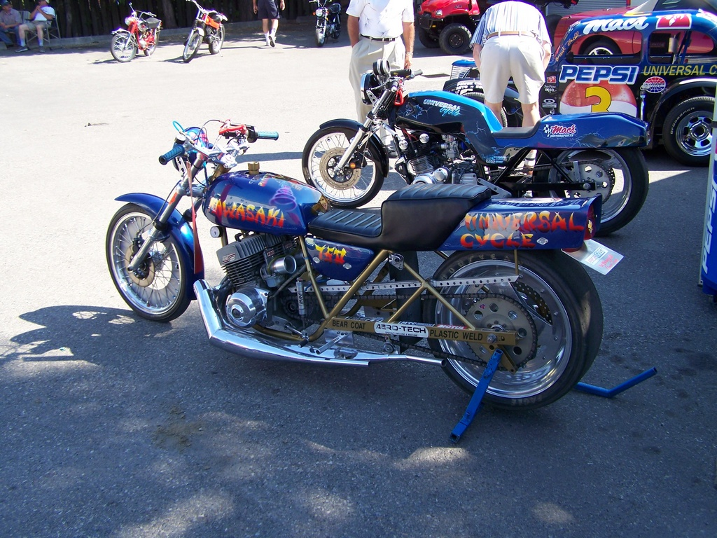 Rides and Rods 2007 16